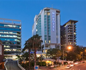 Novotel Brisbane - Stayed