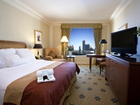 Brisbane Marriott Hotel - Stayed