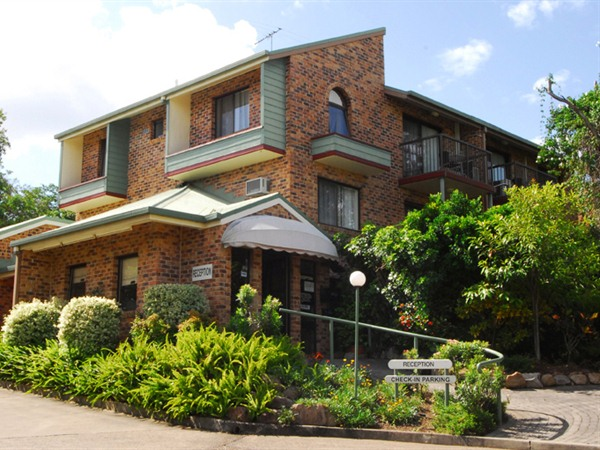 Toowong Villas - Stayed