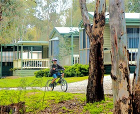 Yarraby Holiday Park - Aspen Parks - Stayed
