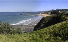 Coledale Beach Camping Reserve - Stayed