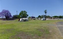 Grafton Showground Caravan Park - Stayed