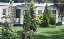 Inverell Caravan Park - Stayed