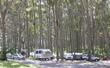 Mystery Bay Camping Area - Stayed