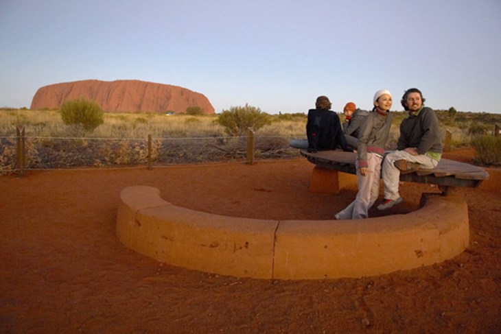 Ayers Rock - Outback Pioneer Lodge - Stayed