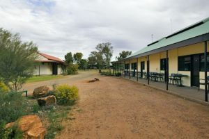 Kings Canyon Holiday Park - Stayed