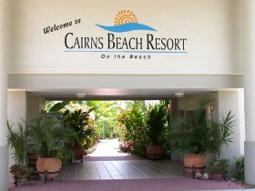 Australis Cairns Beach Resort - Stayed