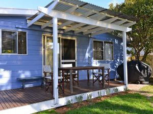 Water Gum Cottage - Stayed