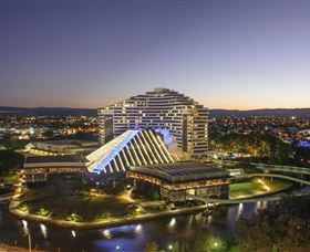 Jupiters Hotel and Casino Gold Coast - Stayed