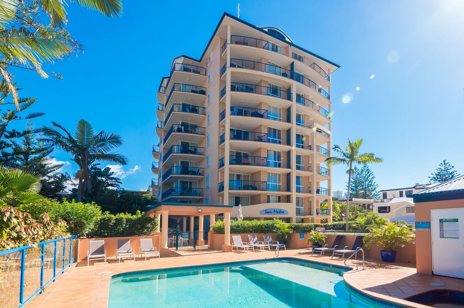 San Mateo on Broadbeach - Stayed