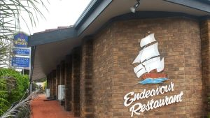 BEST WESTERN Endeavour Motel - Stayed