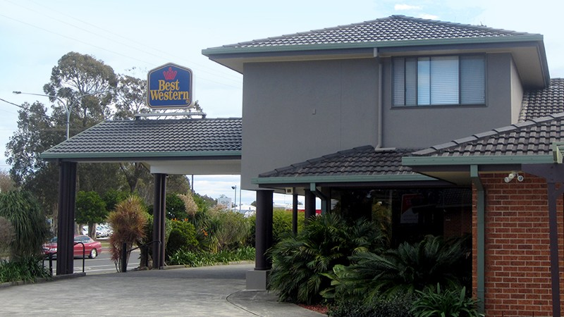 Best Western Macquarie Barracks Motor Inn - Stayed