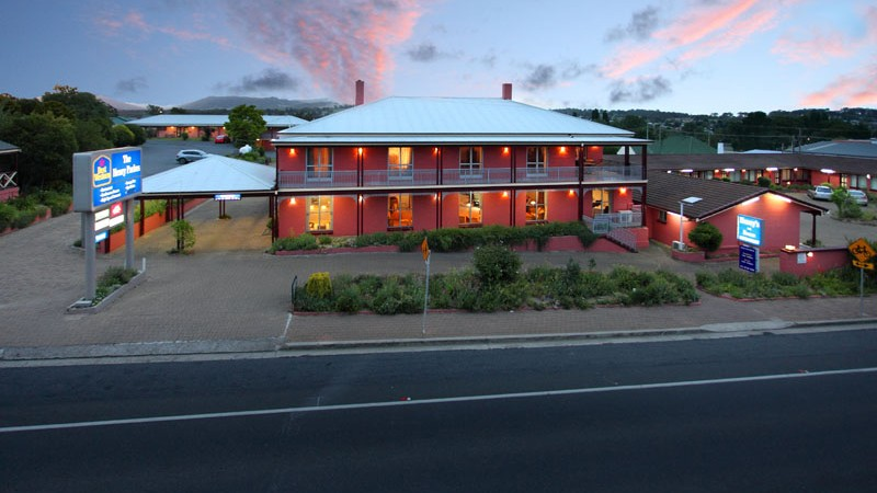 Best Western The Henry Parkes - Stayed