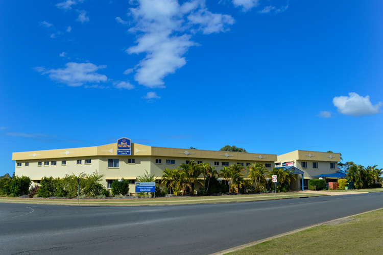 BEST WESTERN Boulevard Lodge - Stayed