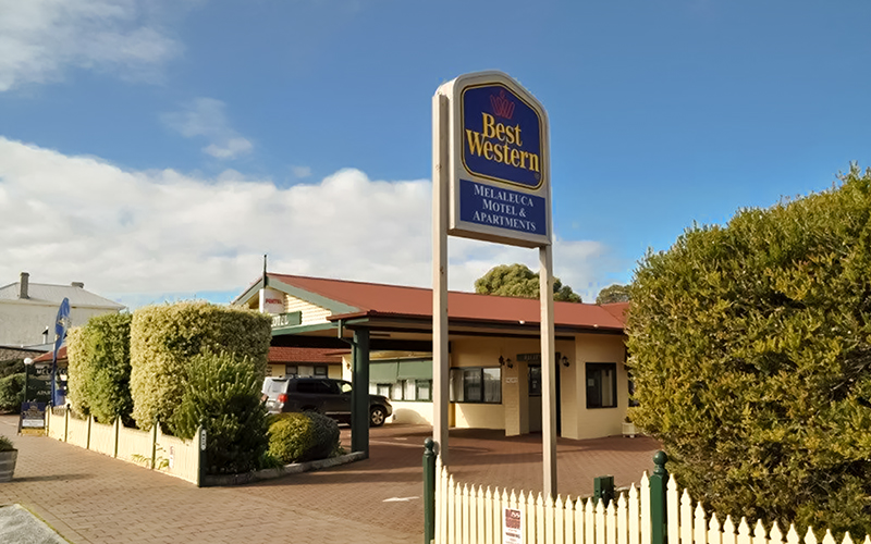 Best Western Melaleuca Motel - Stayed
