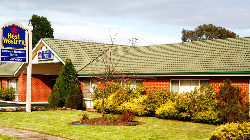 BEST WESTERN Sandown Heritage Motel - Stayed
