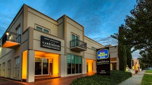 BEST WESTERN PLUS The Carrington - Stayed