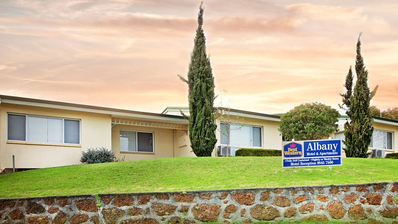 Best Western Albany Motel and Apartments - Stayed