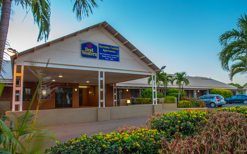Best Western Karratha Central Apartments - Stayed