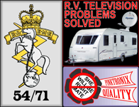 PinkTronix-RV TV Specialist - Stayed