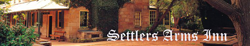 Settlers Arms Inn - Stayed