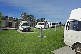 Hobart Airport Tourist Park - Stayed