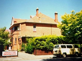 Launceston Backpackers - Stayed