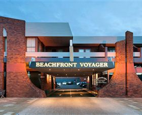 Beachfront Voyager Motor Inn - Stayed