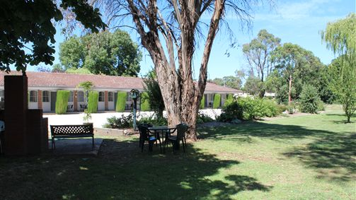 Creswick Motel - Stayed