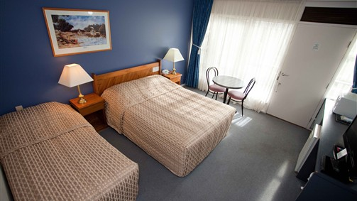 Riverboat Lodge Motor Inn - Stayed