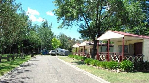 Bairnsdale Riverside Holiday Park - Stayed