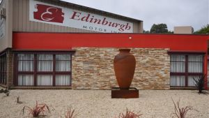 Edinburgh Motor Inn - Stayed