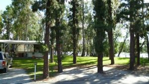Barham Caravan  Tourist Park - Stayed
