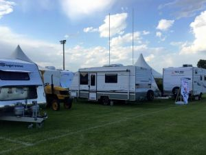 Northern Inland 4x4 Fishing Caravan and Camping Expo - Stayed