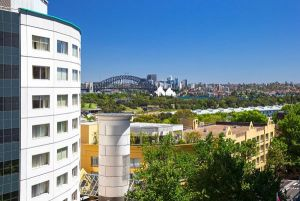 Holiday Inn Potts Point - Stayed