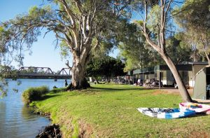 Riverbend Caravan Park Renmark - Stayed