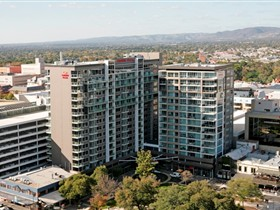 Crowne Plaza Adelaide - Stayed