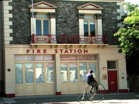 The Fire Station Inn - Fire Engine Suite - Stayed