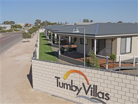 TUMBY VILLAS - Stayed