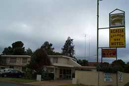 Acacia Golden Way Motel - Stayed