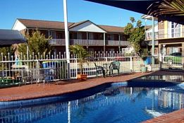 Albury Classic Motor Inn - Stayed