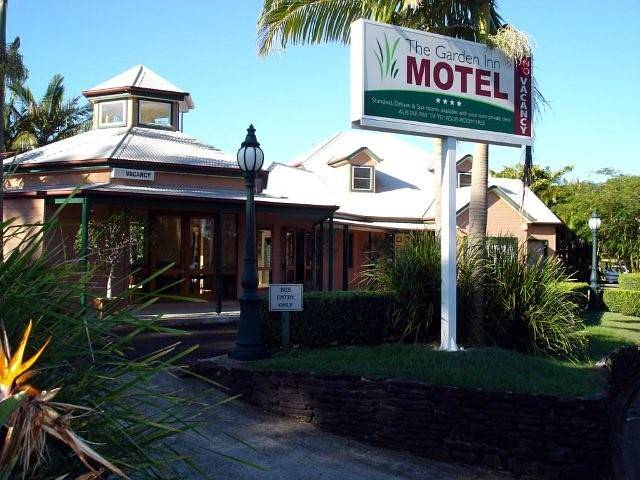Arabella Garden Inn Motel - Stayed
