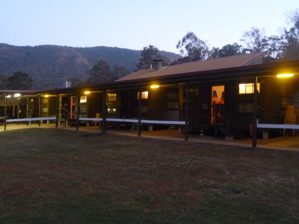 Christmas Creek Cafe and Cabins - Stayed