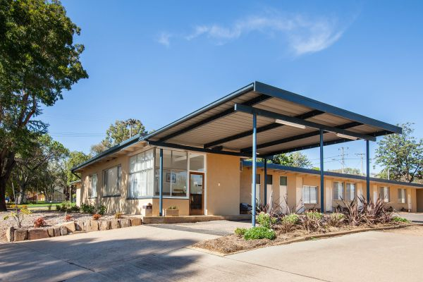 Gulgong Motel by Aden - Stayed