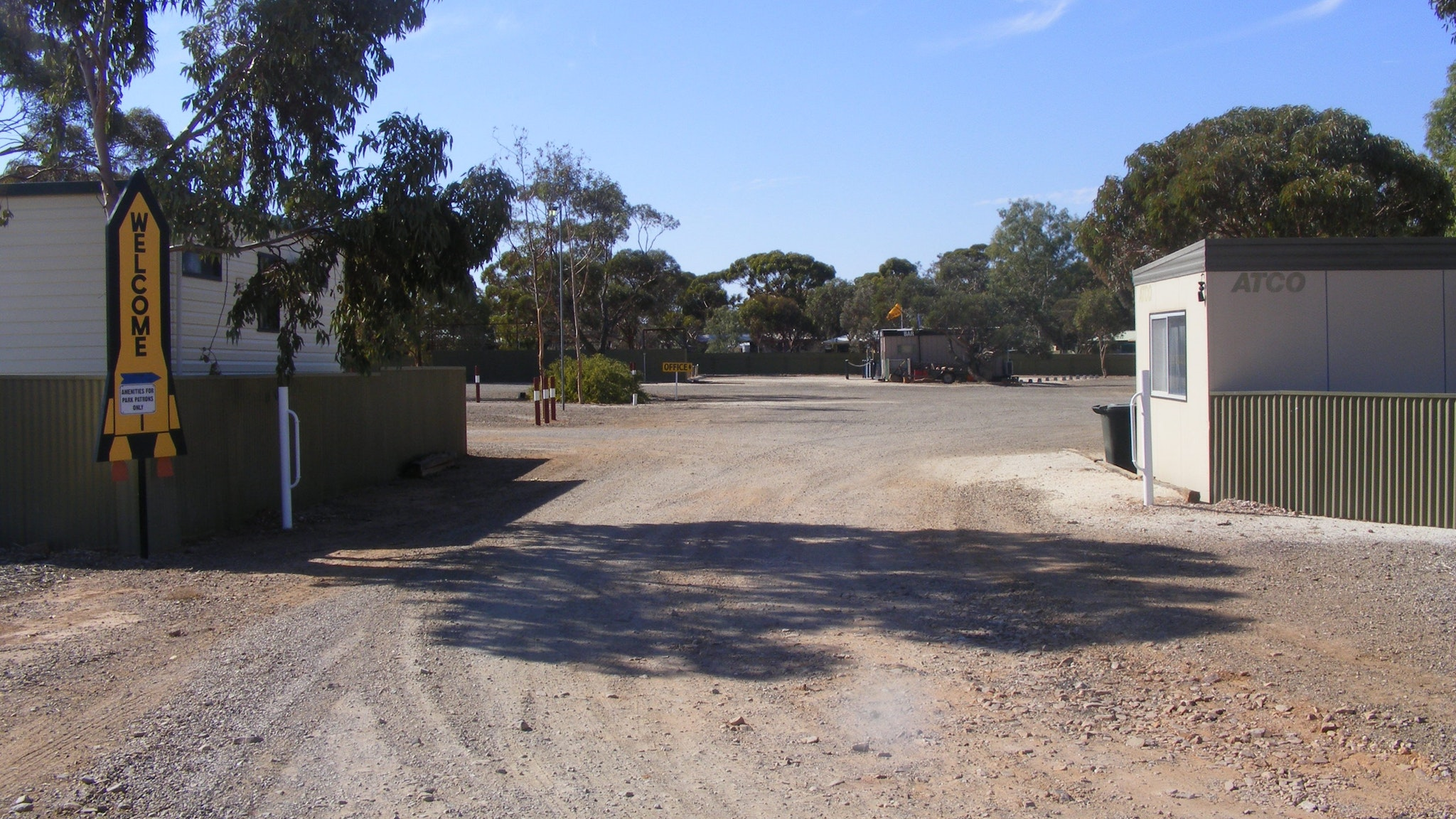 Woomera Travellers Village and Caravan Park - Stayed