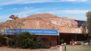 Comfort Inn Coober Pedy Experience Motel - Stayed