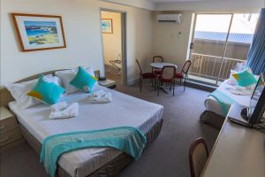 Newcastle Beach Hotel - Stayed
