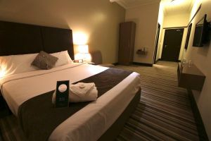 Southern Cross Hotel - Stayed