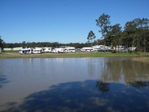 Australian Motor Homes Tourist Park - Stayed
