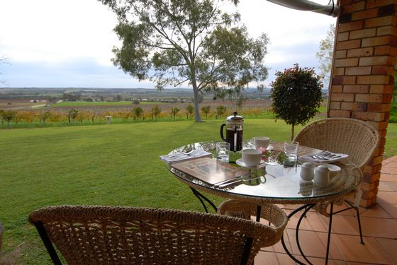 Blickinstal Barossa Valley Retreat - Stayed